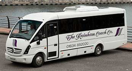 41 Seater Coaches by The Rainham Coach Co.