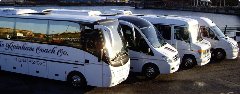The Rainham Coach Company - Coach Hire | Rainham | Kent